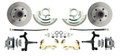 "DBK6472D  - 1964-1972 GM A Body (Chevelle, GTO, Cutlass) 2"" Drop Front Disc Brake Kit"
