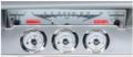 Dakota Digital 1961-62 Impala VHX Gauges - Silver Alloy Face - Red Display