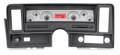 Dakota Digital 1969-76 Chevy Nova VHX Gauges - Silver Alloy Face - Red Display