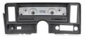 Dakota Digital 1969-76 Chevy Nova VHX Gauges - Silver Alloy Face - White Display