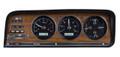 Dakota Digital 1973-85 Jeep Wagoneer/J-Trucks VHX Gauges - Black Alloy Face - White Display