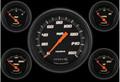 Velocity Black Series Five Gauge Set - Classic Instruments - VS54BBLF