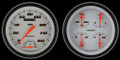 Velocity White Series Two Gauge Set - Classic Instruments - VS62WBLF
