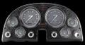 Silver Gray Series 1963-67 Corvette Gauges - Classic Instruments - CO63SG