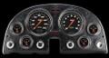 Velocity Black 1963-67 Corvette Gauges - Classic Instruments - CO63VSB