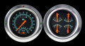 G-Stock 54-55 Chevy PU Gauges w/Speedtachular - Classic Instruments - CT54GS62