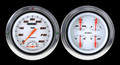 Velocity Series White 54-55 Chevy PU Gauges w/Speedtachular - Classic Instruments - CT54VSW62