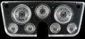 All American 1967-72 Chevy Gauges - Classic Instruments - CT67AW
