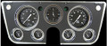Hot Rod 1967-72 Chevy Gauges - Classic Instruments - CT67HR