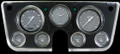 SG Series 1967-72 Chevy Gauges - Classic Instruments - CT67SG