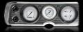 Classic White 1964-65 Chevelle Gauges - Classic Instruments - CV64CW