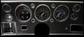 Hot Rod 1970-72 Chevelle SS / Monte Carlo / El Camino Gauges - Classic Instruments - CV70HR