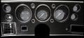 SG Series 1970-72 Chevelle SS / Monte Carlo / El Camino Gauges - Classic Instruments - CV70SG