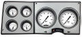 White Hot 1973-87 Chevy/GMC Truck Gauges - Classic Instruments - CT73WH