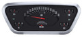 Black 1953-55 Ford F-100 Gauges - Classic Instruments - FT53B