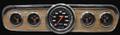 Velocity Series Black 1965-66 Mustang Gauges - Classic Instruments - MU65VSB00