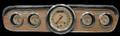 Vintage Ultimate 1965-66 Mustang Gauges - Classic Instruments - MU65VT35
