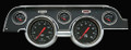 Hot Rod 1967-68 Mustang Gauges - Standard Bezel - Classic Instruments - MU67HR