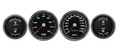 New Vintage Black Performance Series 69-70 Mustang Gauges - 01408-01