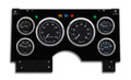 New Vintage Black 1940 Series 1994-97 S10/S15 Gauge Kit (Prog Speedo) - 94411-01