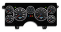 New Vintage Black Performance II Series 1984-87 Buick Regal NA Gauge Kit - 84211-01
