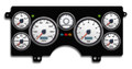 New Vintage White Performance II Series 1984-87 Buick Regal NA Gauge Kit - 84211-03