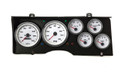 New Vintage White Performance Series 1978-81 Chevy G-Body Gauge Kit (Mech Speedo) - 78101-03