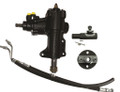 Borgeson Power Steering Conversion Kit - 67-77 Mid-Size Ford with Power Steering & V8