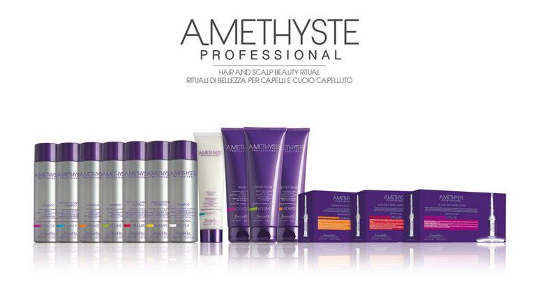 Farmavita Hair Amethyste Care Amp Treatment Royal
