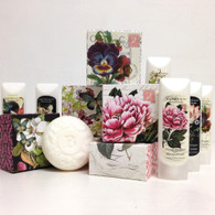 Floral Soap and Hand Cream