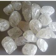 Cracked Quartz Tumbled Gemstones