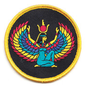 """Isis Sew-on Patch 3"""""""