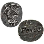 Peace Angel Pocket Amulet