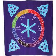 Rune Mother Cloth 3' x 3'