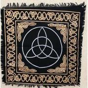 "Triquetra Altar or Tarot Cloth 24""x24"""