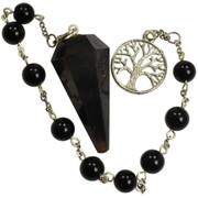 Black Onyx Pendulum Bracelet