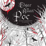 Edgar Allen Poe coloring book