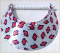 Union Jack Small Flags Jumbo Peak Flexi Visor