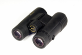 Levenhuk Monaco 8x42 Binoculars.  BAK-4 prisms, fully multicoated with 57 layers, waterproof and nitrogen-filled body give you a very sharp and bright image.