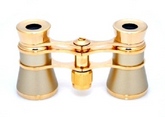 Opera Glasses - Traditional - Champagne & Gold