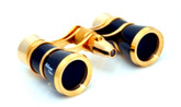 Opera Glasses- Black w/ Flashlight