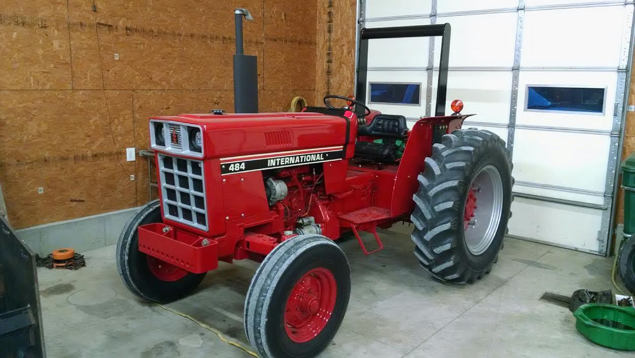 ih gallery rh elmersrepair com International Harvester 484 International Harvester 484