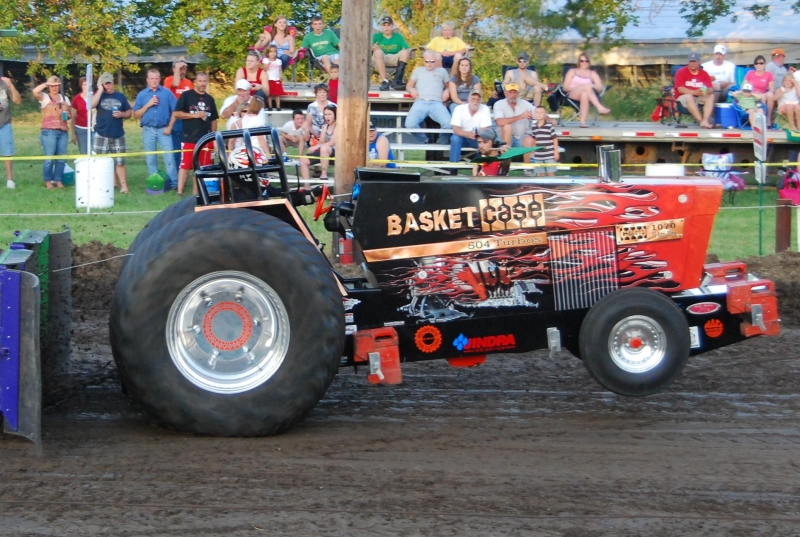 Tractor Pull Tractors : Other case pulling tractors