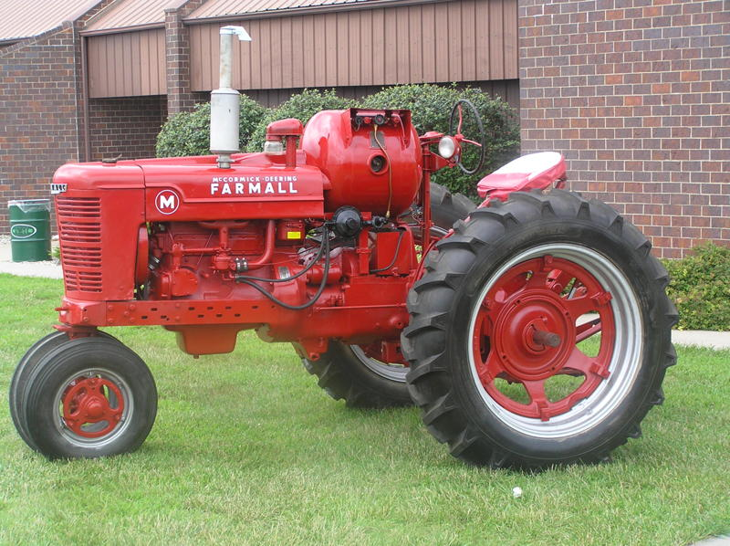 Farmall Tractor Ball Joints : Ih gallery