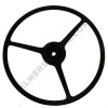 ER- AM3914T John Deere Steering Wheel (Dubuque Series)