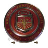 ER- NAA16600A  Ford Jubilee Hood Emblem