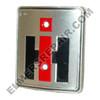 ER- 357650R1 IH Logo Front Hood Emblem