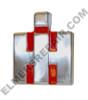 ER- 362320R2 IH Front Hood Emblem