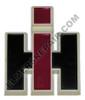 ER- 2751846R1 Plastic IH Front Hood Emblem