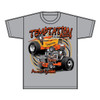 "Temptation Pulling ""Powered by CASE"" T-Shirt (2016)"